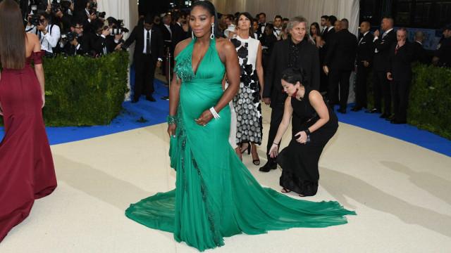 Serena Williams é mãe pela primeira vez. Bebé já nasceu