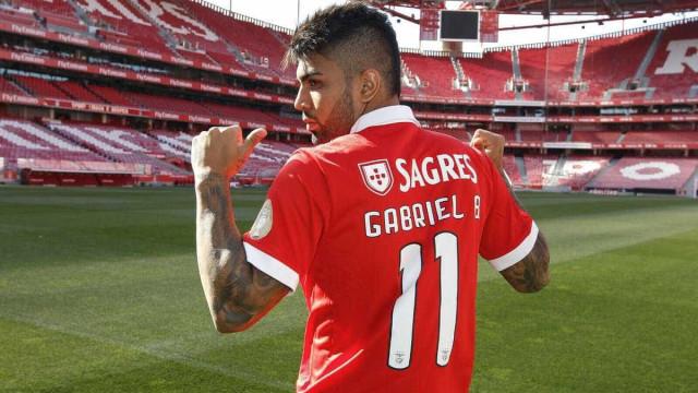 """Afinal, Gabigol não está """"insatisfeito"""" no Benfica"""