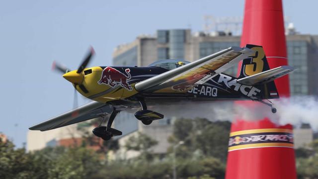 INEM assistiu 79 pessoas no primeiro dia da Red Bull Air Race