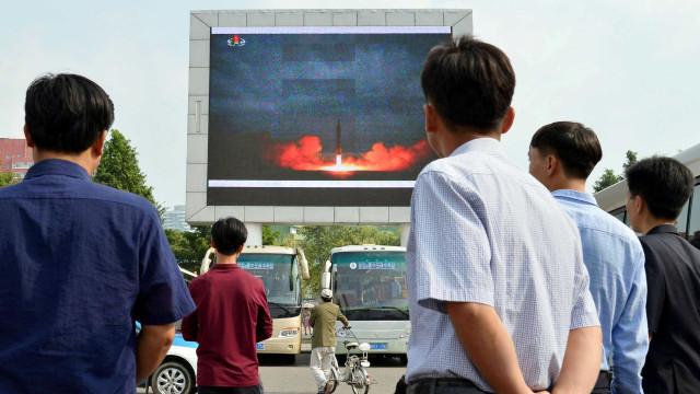 """Coreia do Norte vai fazer """"anúncio importante"""" daqui a cinco minutos"""