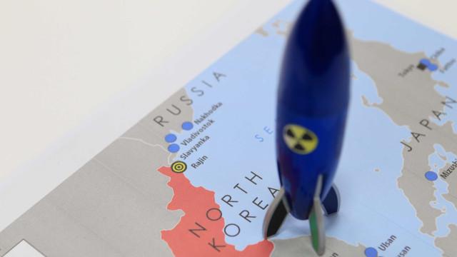 Reavaliada potência de ensaio nuclear para 16 vezes mais que Hiroshima