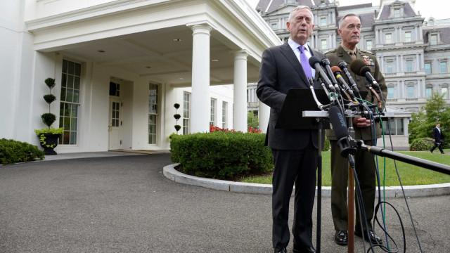 """""""Qualquer ameaça aos EUA será recebida com resposta militar massiva"""""""
