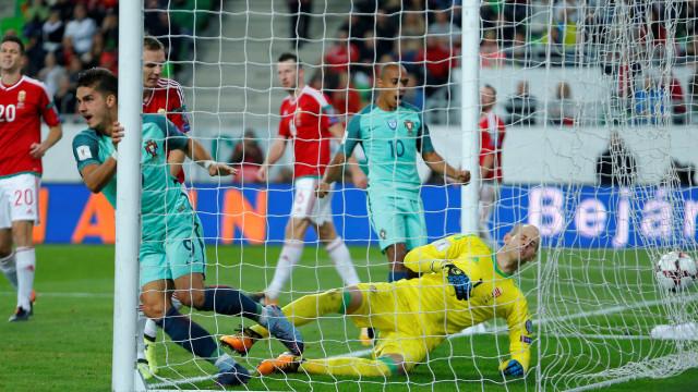 Lusitanos sobrevivem com discípulo de Ronaldo