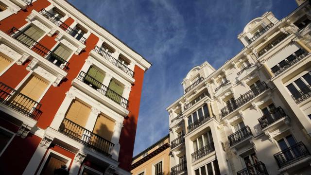 Crédito à habitação. Taxa de juro aumentou para 1,054% em fevereiro