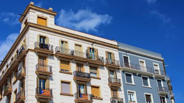 Preços das casas portuguesas aumentam para 896 euros por metro quadrado