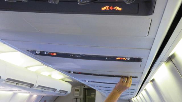 Mesmo que tenha frio, não desligue o ar condicionado no avião