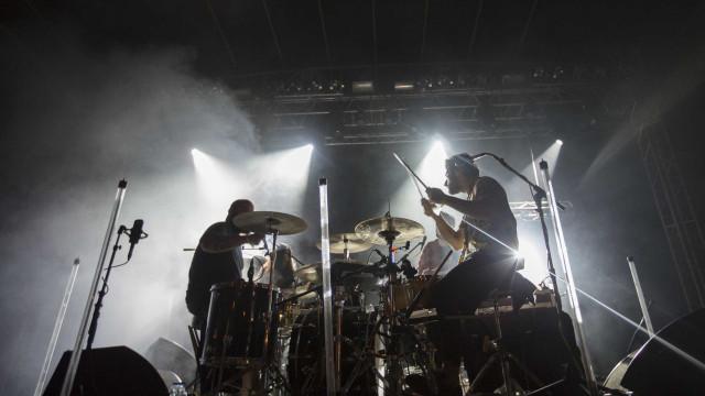 Paus ultimam novo disco em residência artística no Funchal