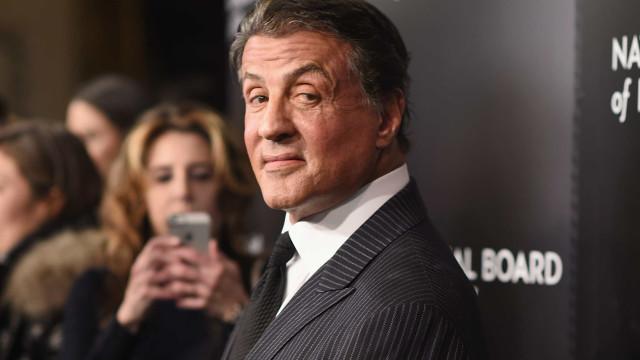 Sylvester Stallone reage a notícias falsas sobre a sua morte