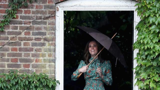 Será que Kate já tinha dado sinais que estava grávida?