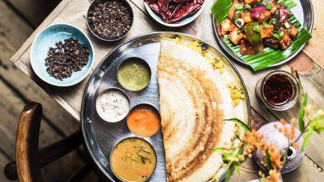 Chutnify: Cozinha indiana autêntica com um toque moderno