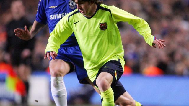 """O momento em que Mourinho chamou """"batoteiro"""" a Messi"""