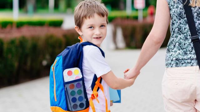 Sete formas de ajudar os seus filhos a ter motivação no regresso às aulas