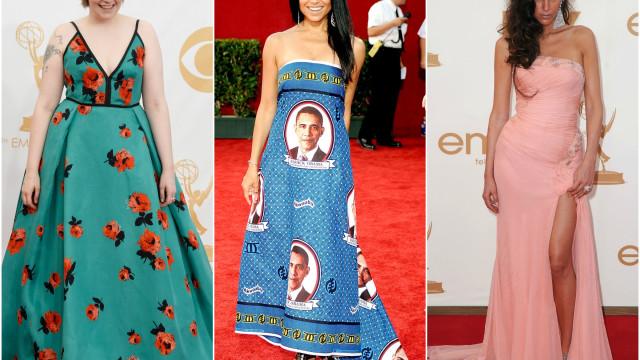 Os looks mais polémicos dos Emmys
