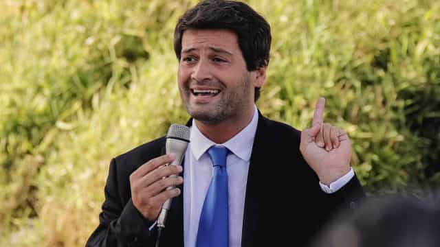 André Ventura sai do Conselho Nacional do PSD