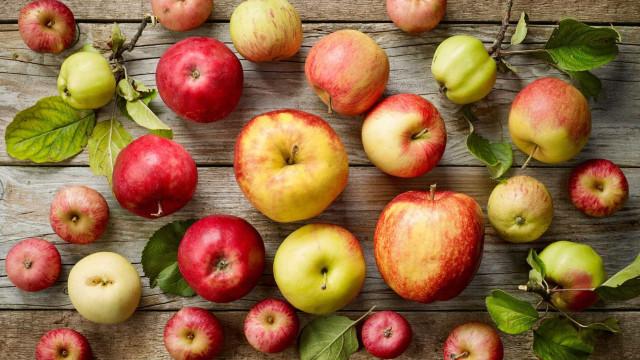 Cinco boas razões para comprar maçãs orgânicas