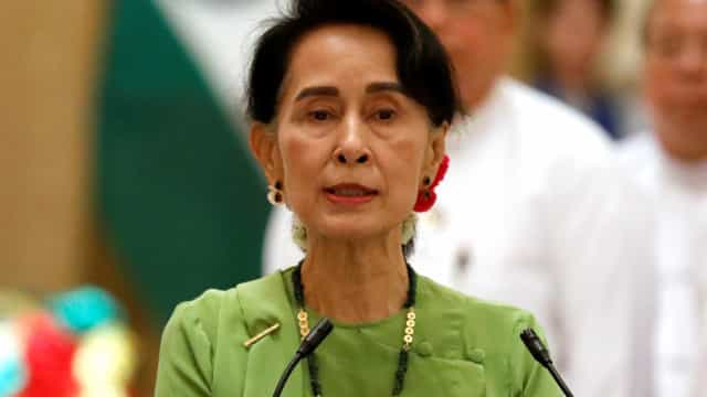 Fundação sul-coreana retira prémio atribuído em Aung San Suu Kyi