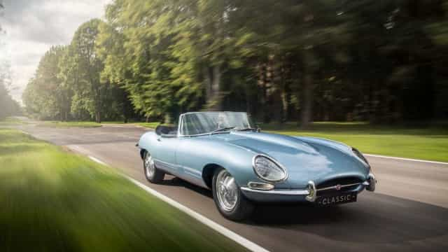 Jaguar compromete-se com veículos elétricos e híbridos a partir de 2020
