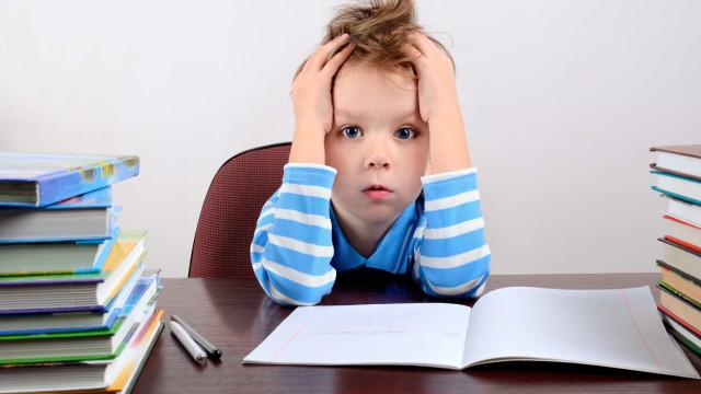 Estudar sem stress. Dicas que vão facilitar a vida do seu filho