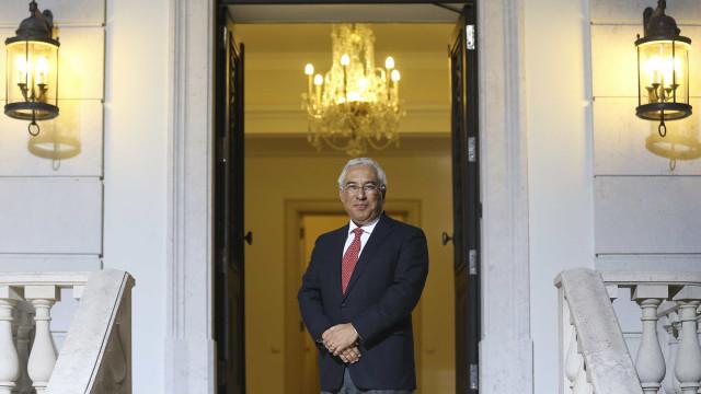 António Costa abre residência oficial a exposições a partir de outubro