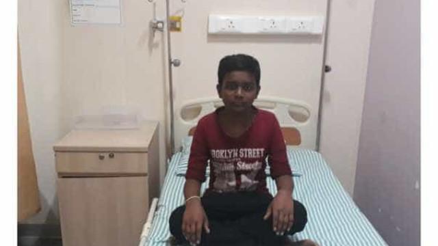 Menino de 13 anos escondeu cancro dos pais por estes não terem dinheiro