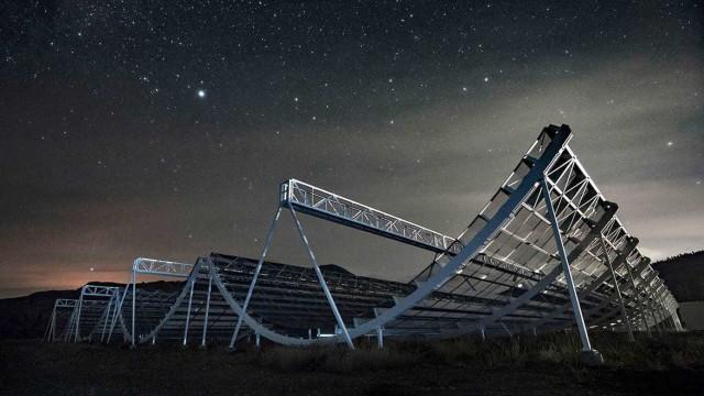 Novo telescópio está a criar um mapa 3D de todo o Universo