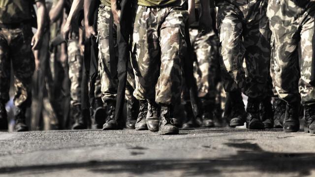 PSD questiona se militares têm equipamentos para combater fogos