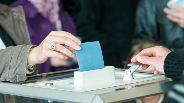 Autárquicas: 9,4 milhões de portugueses chamados hoje a votar