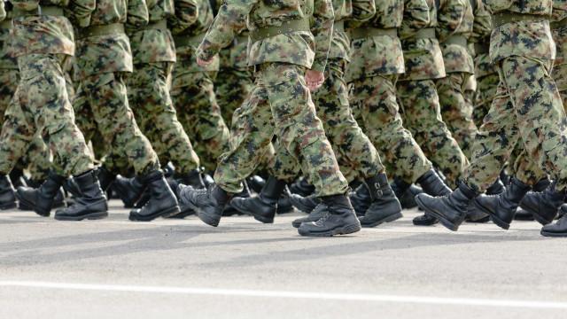 """Apoio das Forças Armadas """"ficou aquém do desejável"""" em outubro"""