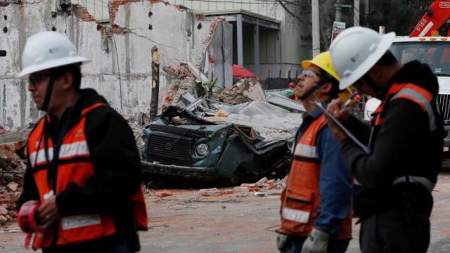 México registou 4287 réplicas do sismo de dia 7