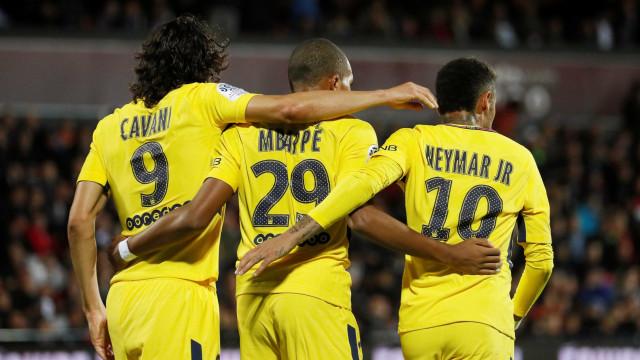 """""""Emery tem de intervir, se não Neymar vai acabar a escolher os onzes"""""""