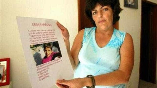 """Caso Joana: """"Algo aconteceu, mas aquela miúda não foi morta em casa"""""""