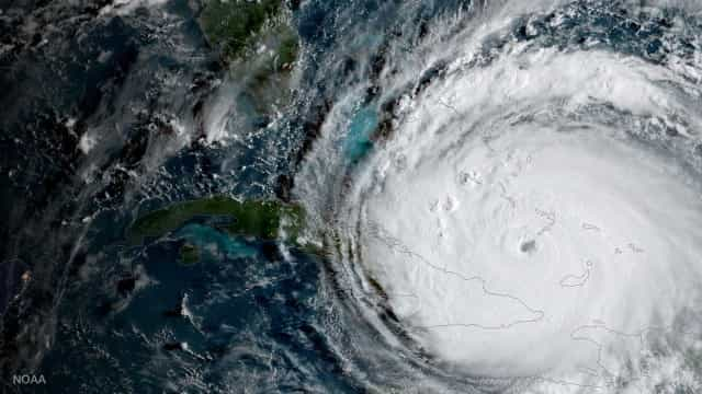 Furacão Irma: República Dominicana e Haiti levantam alertas vermelhos