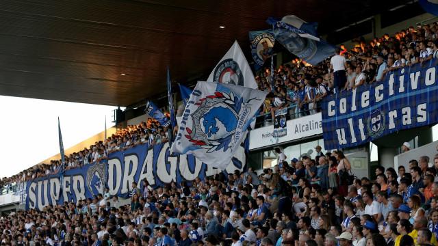 FC Porto informa que os bilhetes para o Clássico estão esgotados