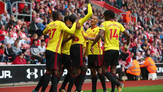 Watford de Marco Silva derrota Southampton e sobe ao quarto lugar