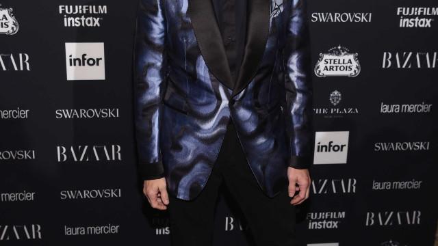 """Jim Carrey critica Semana da Moda de Nova Iorque: """"Isto não tem sentido"""""""