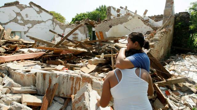 México: Novo balanço do sismo de 19 de setembro aponta 331 mortos