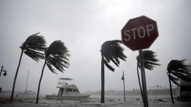 Estes quatro nomes de furacão não vão voltar a ser usados. Porquê?