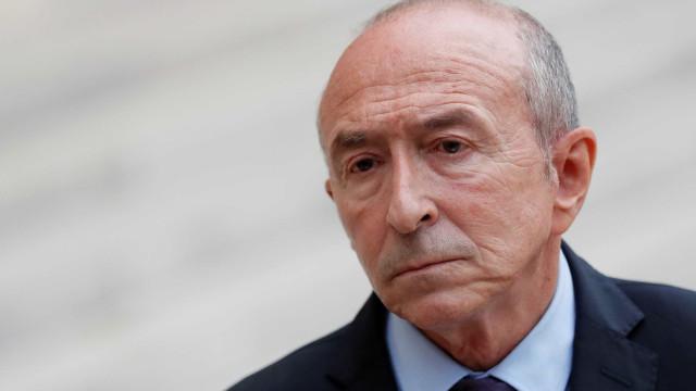 Ministro do Interior francês apresenta demissão mas Macron recusa