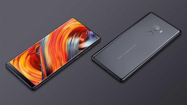 Mi MIX 2, o novo Xiaomi com o maior ecrã que já viu