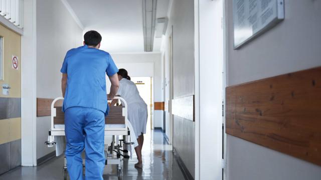 Dois feridos do incêndio de Vila Nova da Rainha transferidos para Viseu