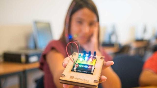 'The Inventors': O projeto que irá formar jovens inventores nas escolas