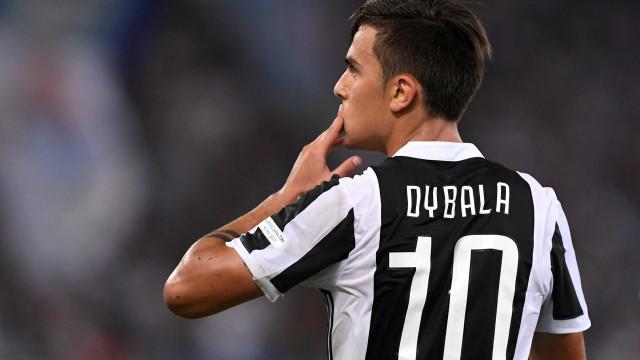 """Dybala quer a Bola de Ouro, mas... """"Neymar está mais perto"""""""