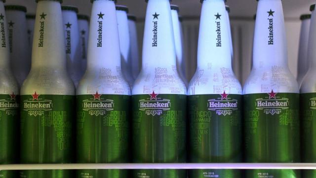 Porto foi a cidade lusa escolhida pela Heineken para a sua nova garrafa