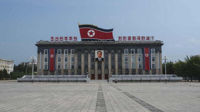 """Pyongyang classifica sanções unilaterais dos EUA como """"ato de guerra"""""""