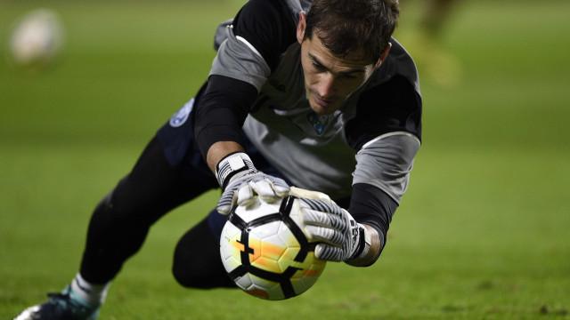 Casillas à beira de fazer história no futebol europeu