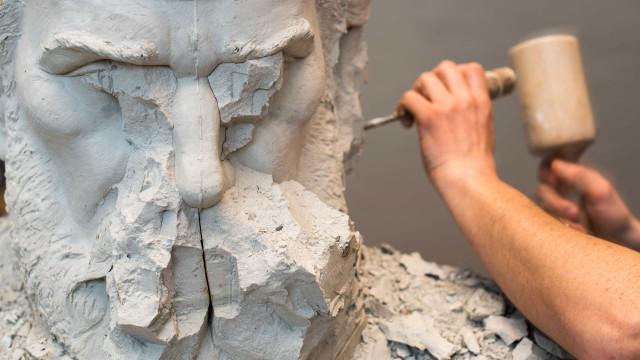Rui Chafes inaugura 'Rumor' no Museu de Arte Contemporânea de Roma
