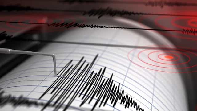 Sismo de 2,9 na escala de Richter sentido perto de Barrancos