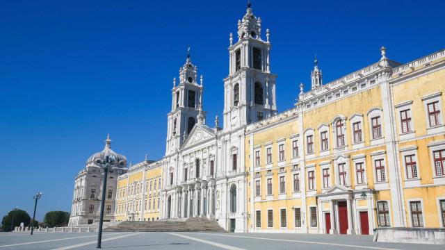 Palácio, Tapada e Jardim do Cerco de Mafra propostos para património