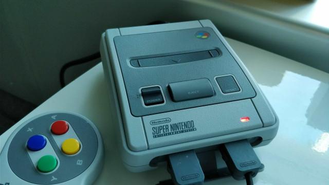 Super Nintendo: Um regresso mini (mas em grande) ao passado