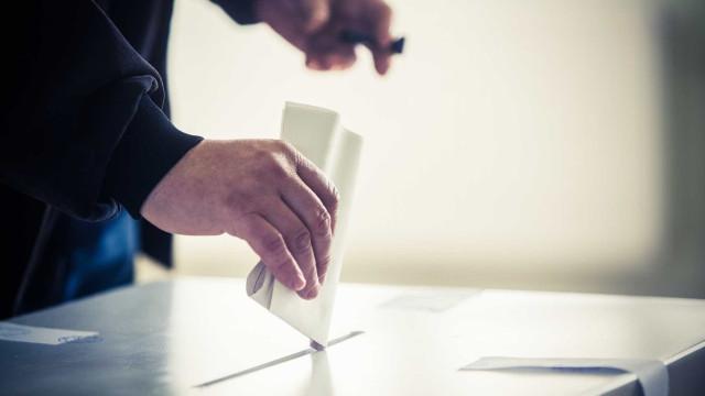 Afluência às urnas sobe este ano para 22,05% ao meio-dia